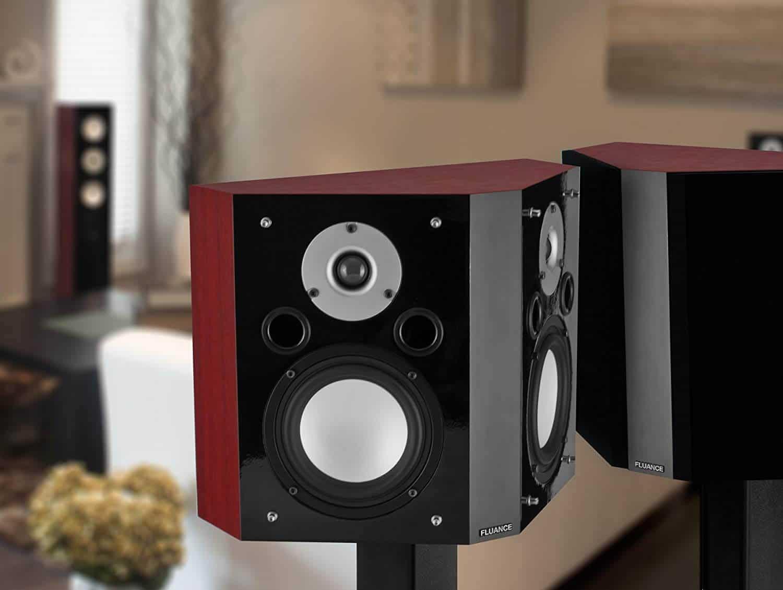 Fluance XLBP Bipolar Sound Speakers