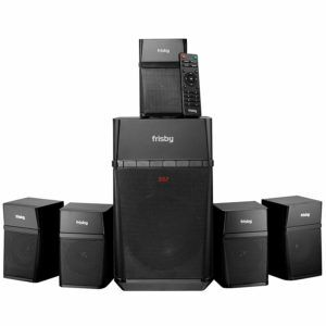 Frisby Home Theater 5.1 Surround Sound System