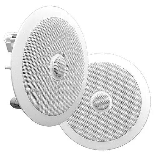 Midbass Speakers (Pair) - 2-Way Woofer Speaker System