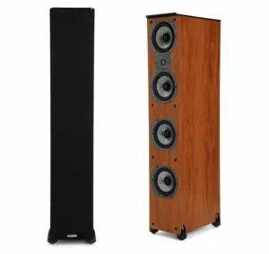 Polk Audio Cherry Tower Speakers