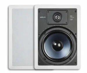 "Polk Audio RC85i 2-way Premium In-Wall 8"" Speakers"