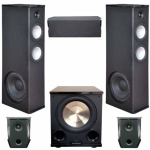 Premier Acoustic 5.1 Home Theater System