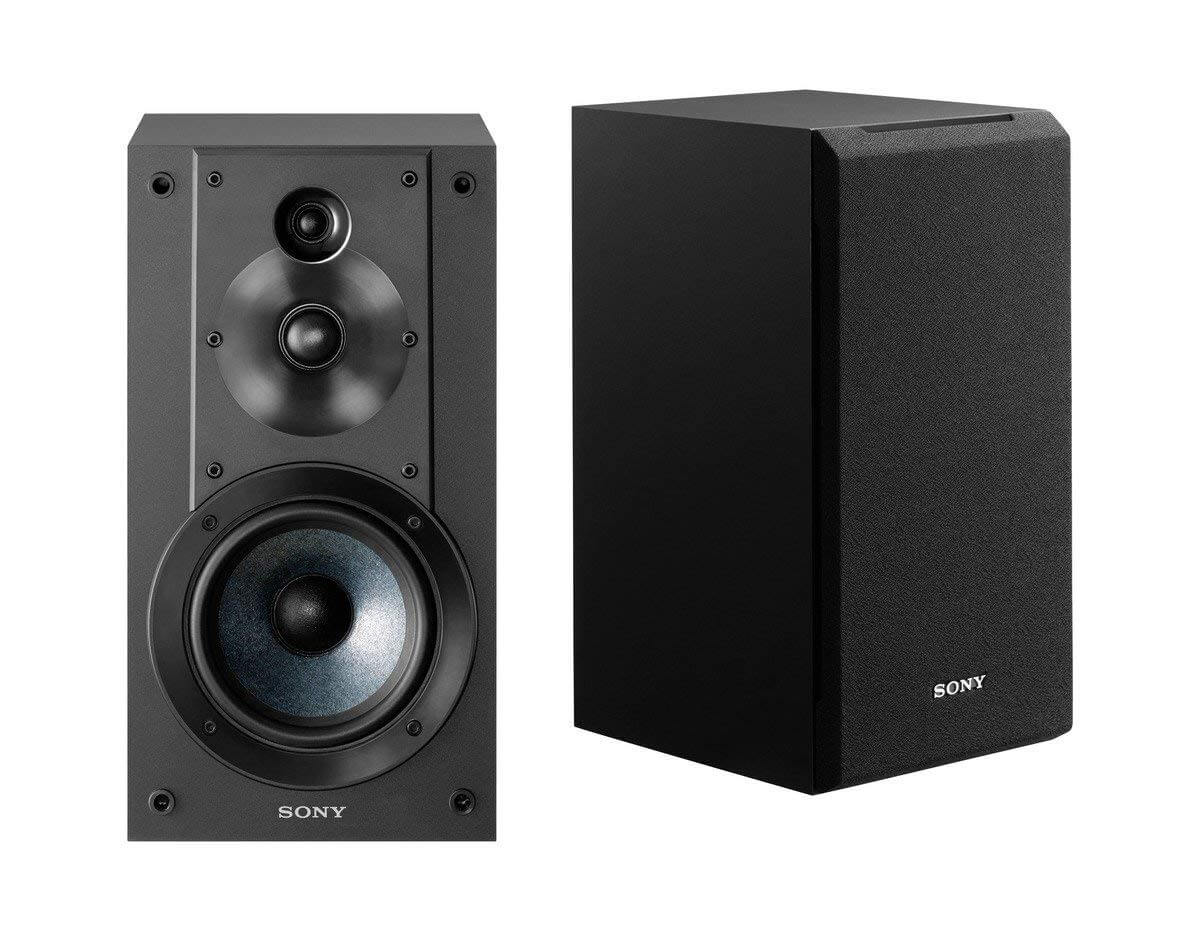 Sony Bookshelf Speaker System (Pair)