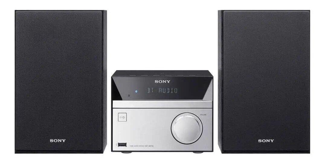 Sony Micro Hi-Fi Stereo Sound System with Bluetooth Wireless