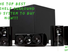 The top best bookshelf surround sound systems to buy now