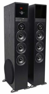 Tower Speaker Home Theater System For Sharp Smart Television