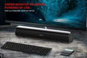 Creative Stage Air Portable and USB-Powered Soundbar