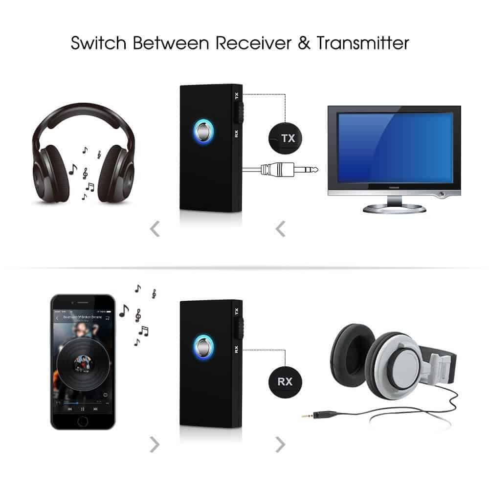 HC electronic Bluetooth transmitter