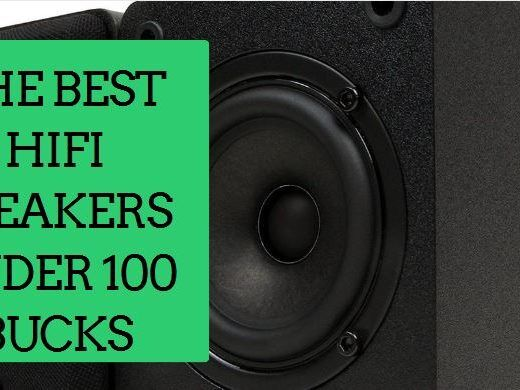 best hifi speakers under 100