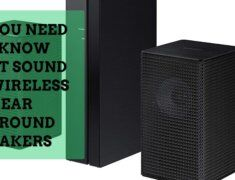 All you need to know about soundbar wireless rear surround speakers