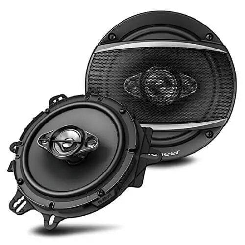 Pioneer TS-A1680F 350 Watt 4-Way Coaxial Car Speakers