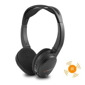 XO Vision IR620 IR Infrared Wireless Headphone