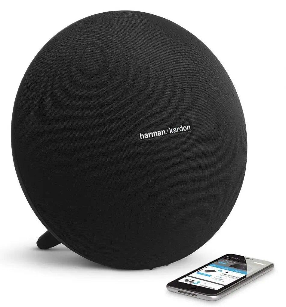 Black Wireless Harman Kardon Onyx Studio 4 Bluetooth Speaker