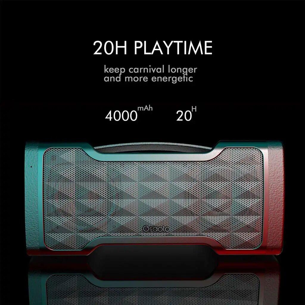 Oraolo Portable Speaker