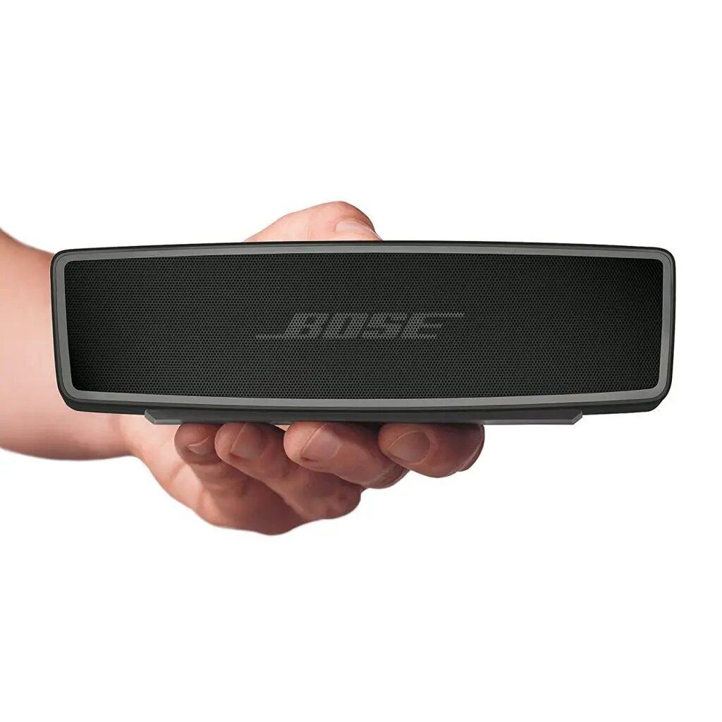 carbon Bose SoundLink Mini Bluetooth Speaker