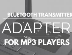 The Bluetooth Transmitter Adapter For Mp3 Players