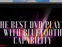 The best DVD player with Bluetooth capability