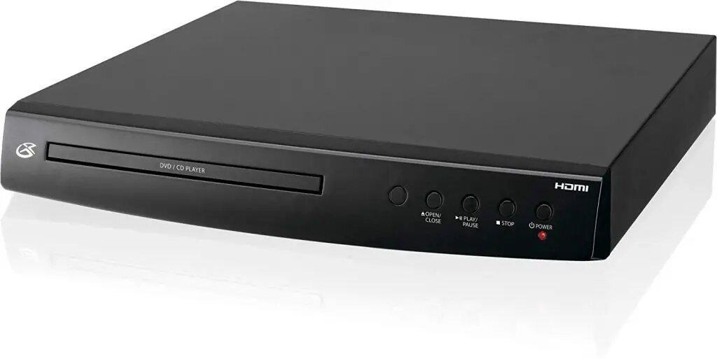 GPX DH300B 1080p Up conversion DVD Player
