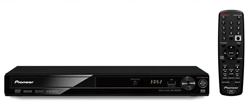 Pioneer DV-3052 Multi System All Region HDMI Player