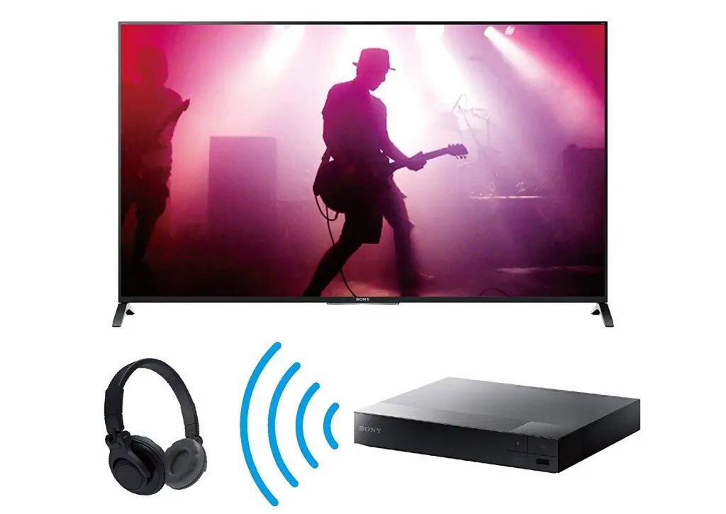 Sony Blu-Ray DVD Player with Wireless Multiroom