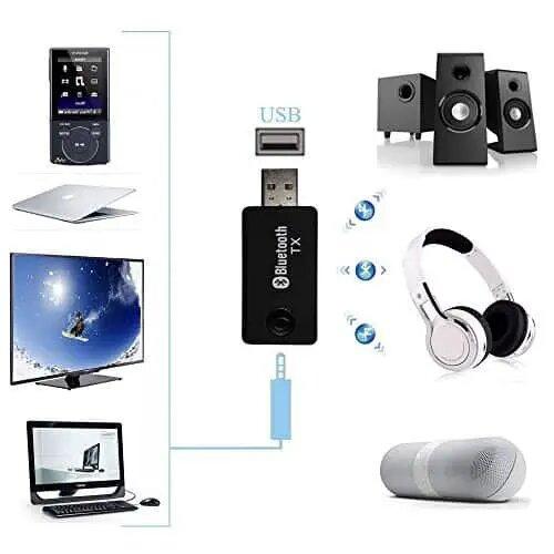 YETOR Bluetooth Transmitter