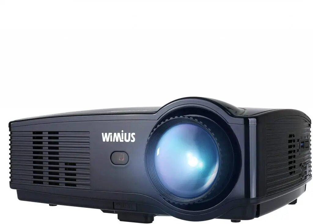 WIMIUS T4 3500 Lumens Video Projector