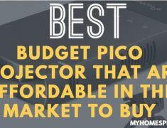 The best budget pico projector that is affordable to buy.