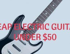Cheap electric guitars under $50