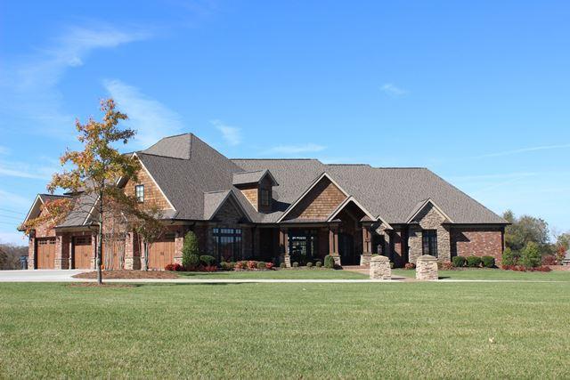 Greystone Clarksville TN, Homes of the rich in Clarksville TN