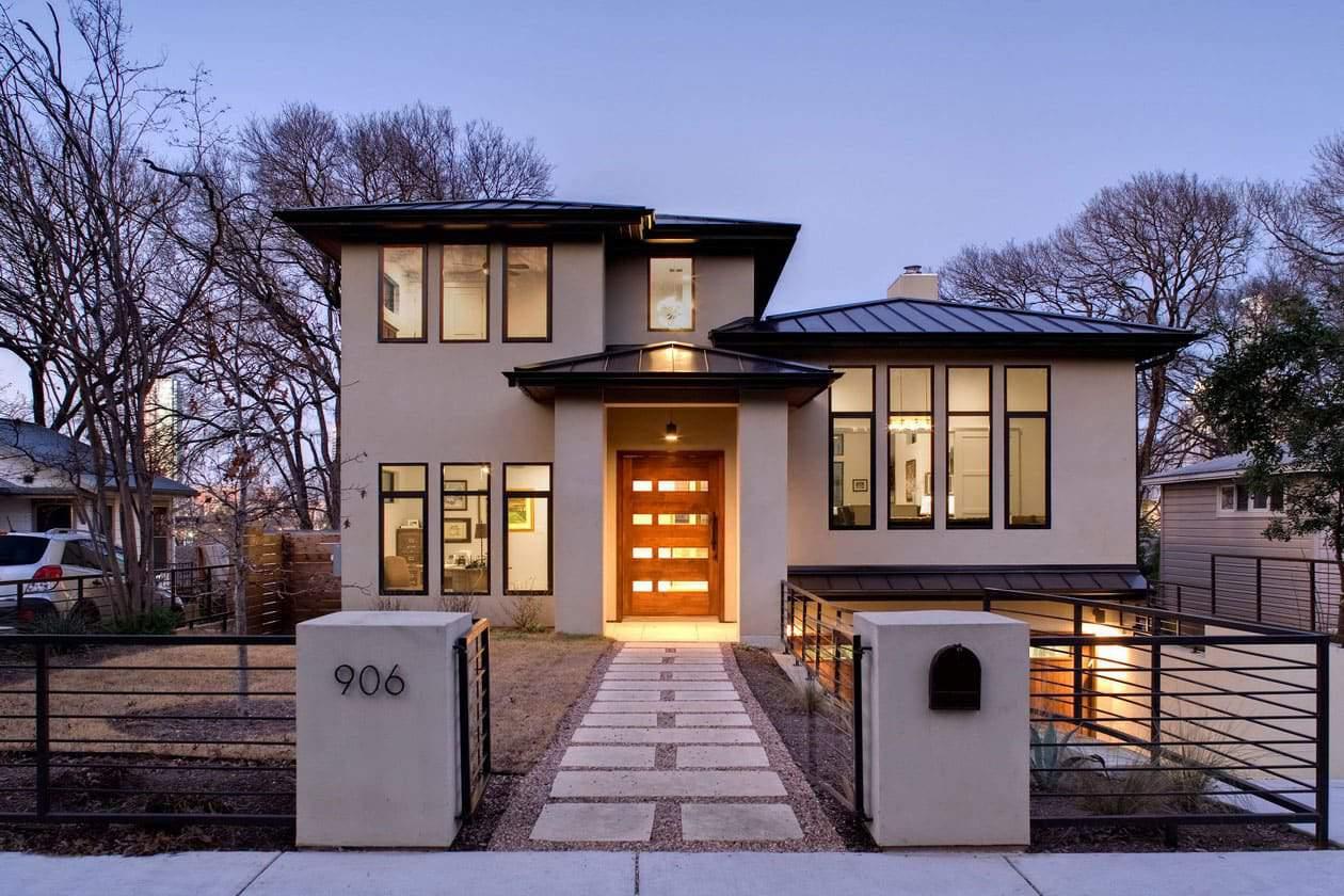 Modern home designs Clarksville TN
