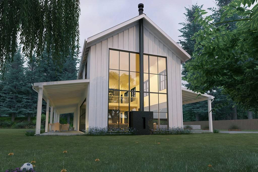 Contemporary home designs Clarksville TN