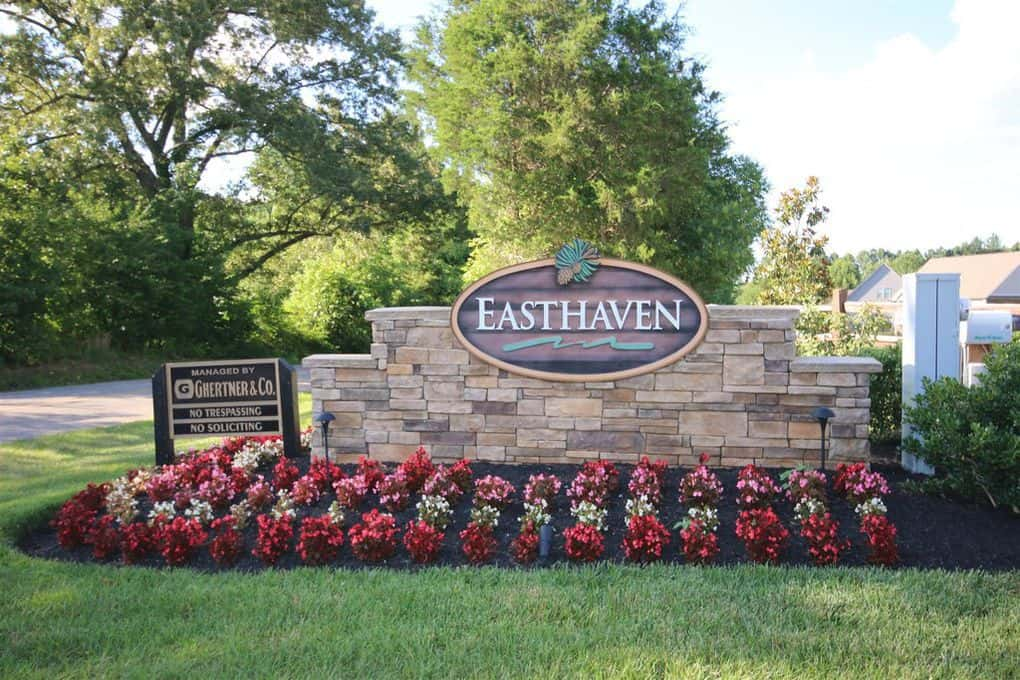 Easthaven Clarksville TN new home sales