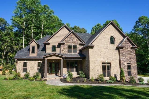 Reda Estates Clarksville TN, new homes for sale