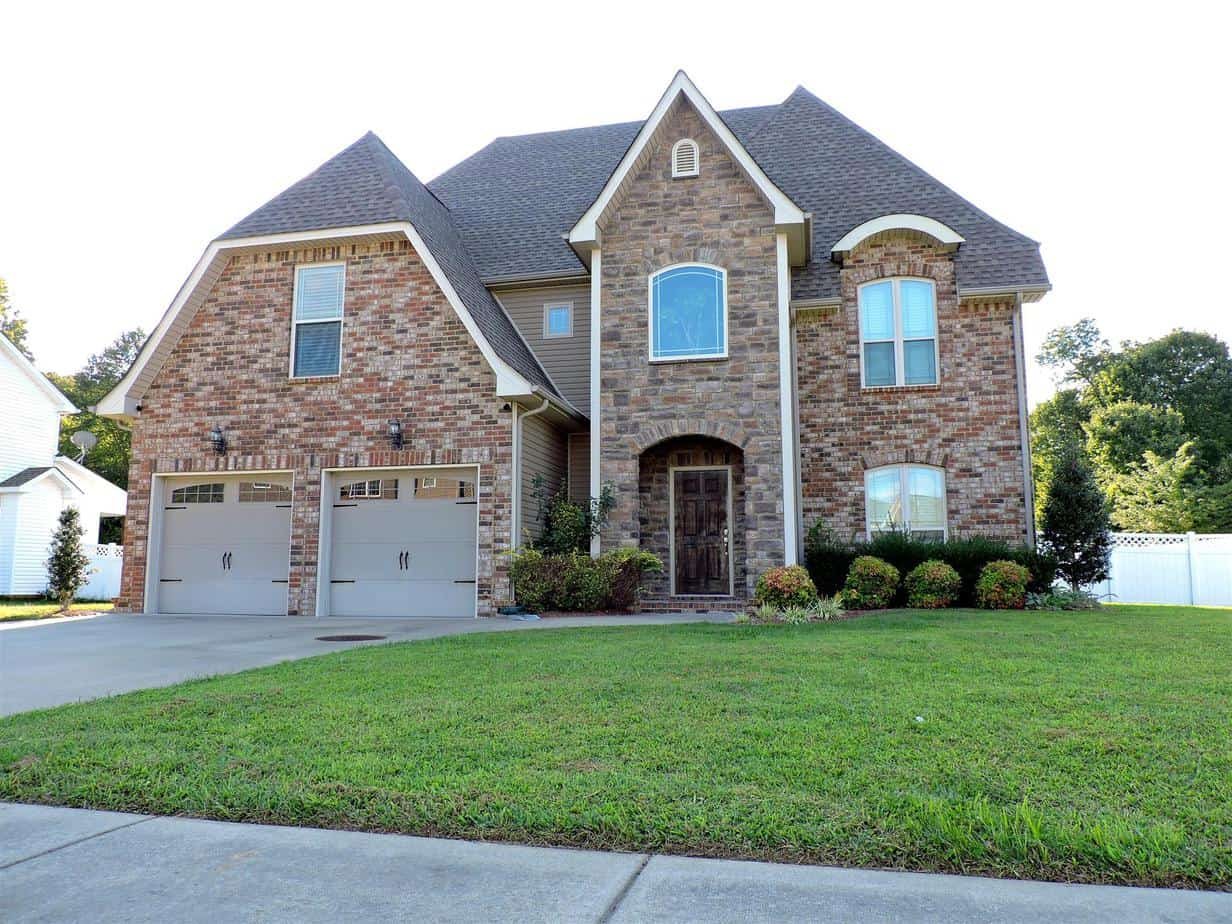 Sango Commons Clarksville TN new homes for sale