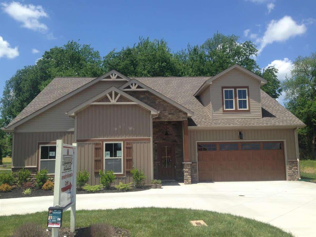 Beech Grove Clarksville TN, new home sales