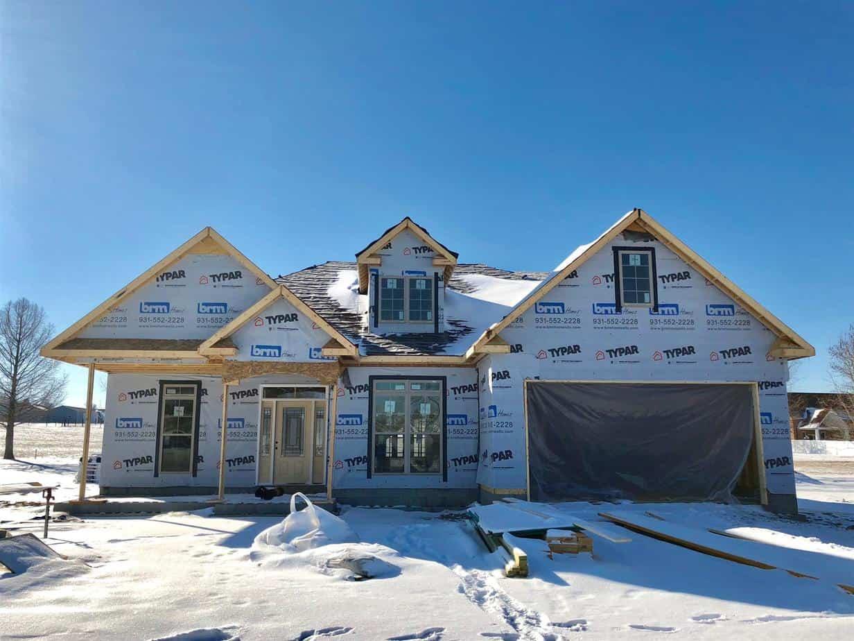 Savannah Crossing Clarksville TN, new home sales