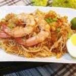 Resep Mi Siam Super Pedas yang Bikin Nagih