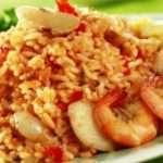 Resep Nasi Goreng Udang Sosis yang Super Pedas