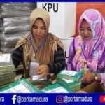 SS Pemilu Kurang, Distribusi Logistik ke Arjasa dan Kangayan Sumenep Gagal