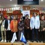 UDEF serukan persaudaraan dalam pertemuan mahasiswa internasional di Indonesia