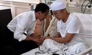 Jokowi ucapkan belasungkawa atas meninggalnya Arifin Ilham