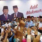 Polisi tahan juru kampanye Prabowo-Sandiaga terkait kasus makar