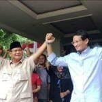 Prabowo-Sandi tolak hasil resmi pilpres