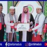 Ulama asal negara Palestina Syeikh Udai Musa Akhmad-min