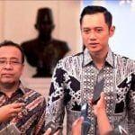 Usai betemu Presiden Jokowi, AHY minta semua pihak hormati hasil Pemilu 2019