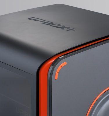 New UP Box+ 3D printer