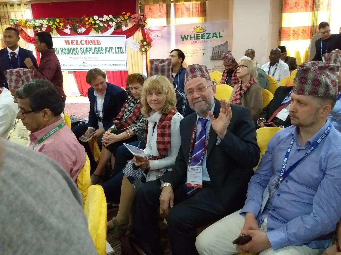 27th Asian Homoeopathic Medical League Congress Held At Kathmandu, Nepal