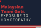 Malaysian Team Gets Exposure To Homoeopathy
