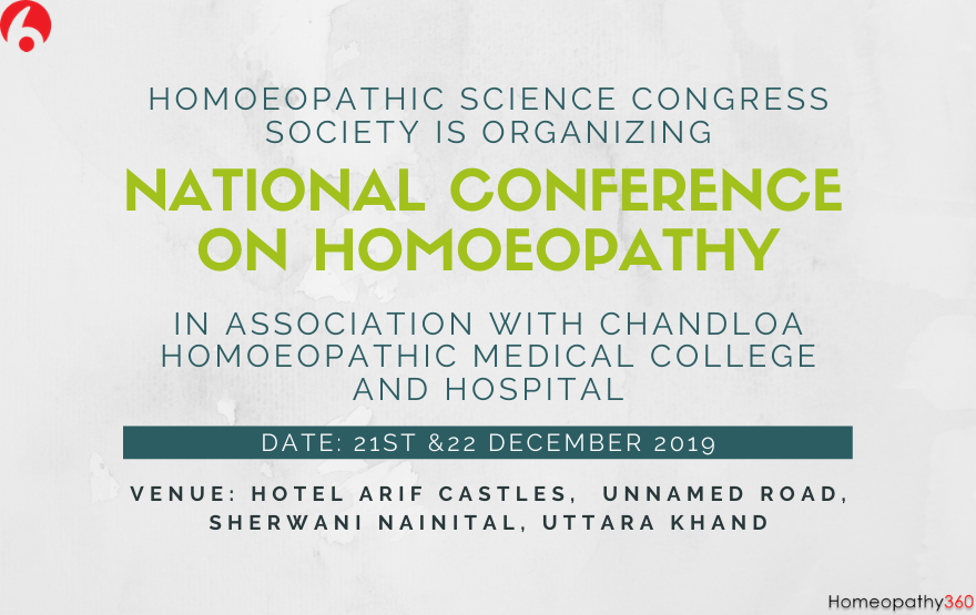 National Conference On Homoeopathy