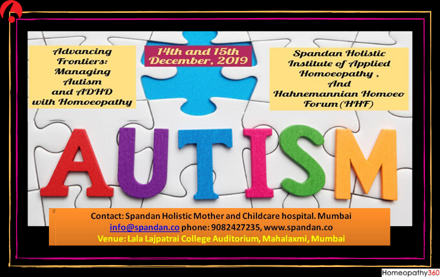 Advancing Frontiers: Managing Autism and ADHD with Homoeopathy
